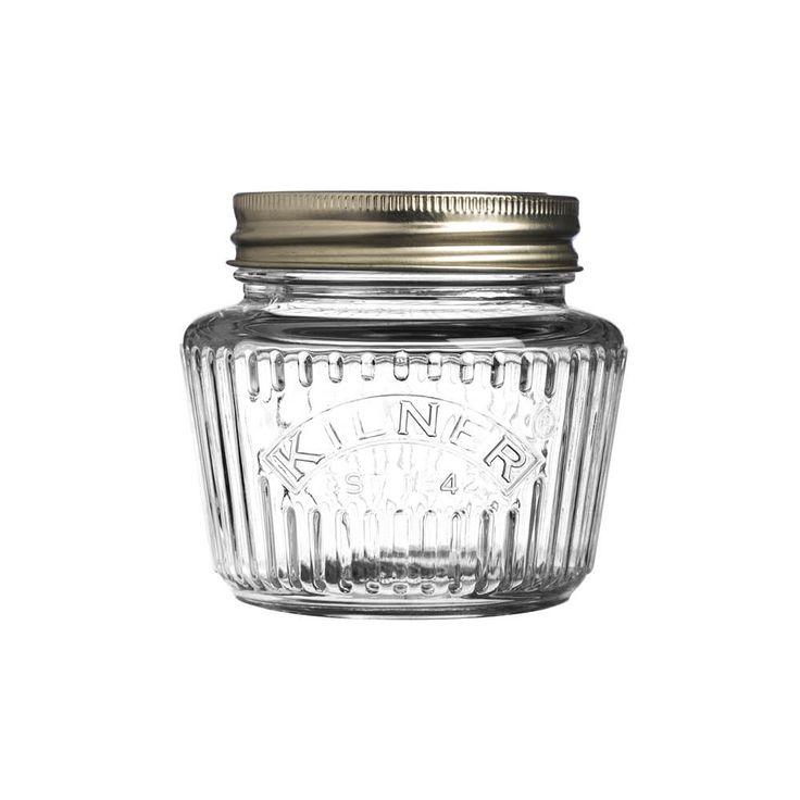 Die neuen Kilner Vintage Einmachgläser sind ein absolutes Muss für alle Einmach-Liebhaber, egal ob Anfänger oder alte Hasen. Das original Kilner Einmachglas, 1840 von John Kilner und Co erfunden, ist heute noch genauso beliebt und...