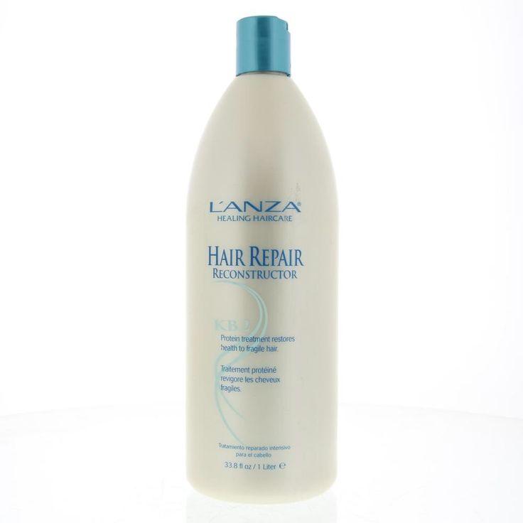L'Anza Hair Repair KB2 Reconstructor Treatment Breekbaar Haar 100  L'Anza Hair Repair Reconstructor. Ultrarijke snelwerkende reparerende kuur. Helpt chemische schade te herstellen en geeft het haar zijn kracht en elasticiteit weer terug. Het wordt makkelijk te kammen en in model te brengen. Verlengt de houdbaarheid van kleur- en textuurbehandelingen. Keratin Bond System 2 (KB2): Exclusief herstellend ingrediënt met keratine aminozuren moerasbloemzaad complex en Moisture Retain Complex…