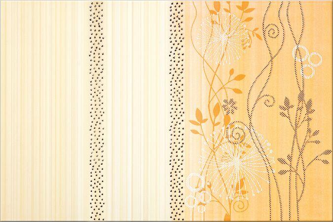 Faianta Porotcalie cu Model Floral mdern din colectia Calipso de la Opoczno reprezinta una din cele mai inspirate alegeri. Aduce natura mai aproape de tine.