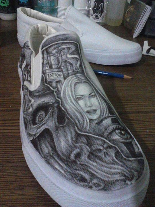 Lowrider Art Vans