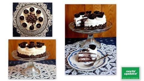 Update Feketeerdő Torta