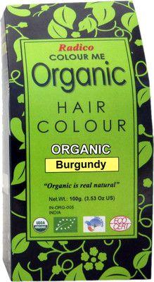 5 Different Vegetable Hair Dye Brands