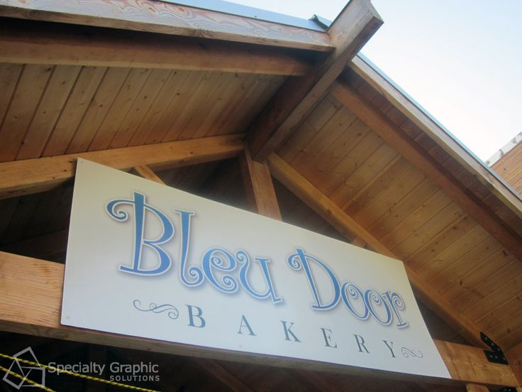 17 best images about our work exterior signs on for Exterior design vancouver wa