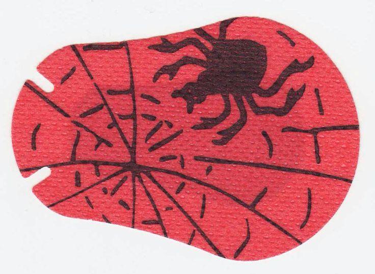 "Parche ""hombre araña"""