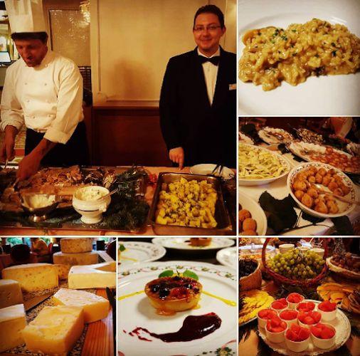 Serata #gourmet al #ComanoCattoniHoliday - esperienze del gusto #cuisine #food #foodlovers  Maggiori info su: www.comanocattoniholiday.it
