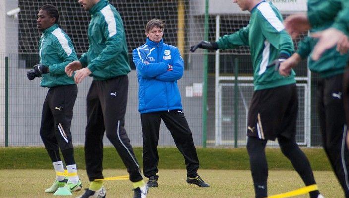 Horváth Ferenc lett a Győr új edzője