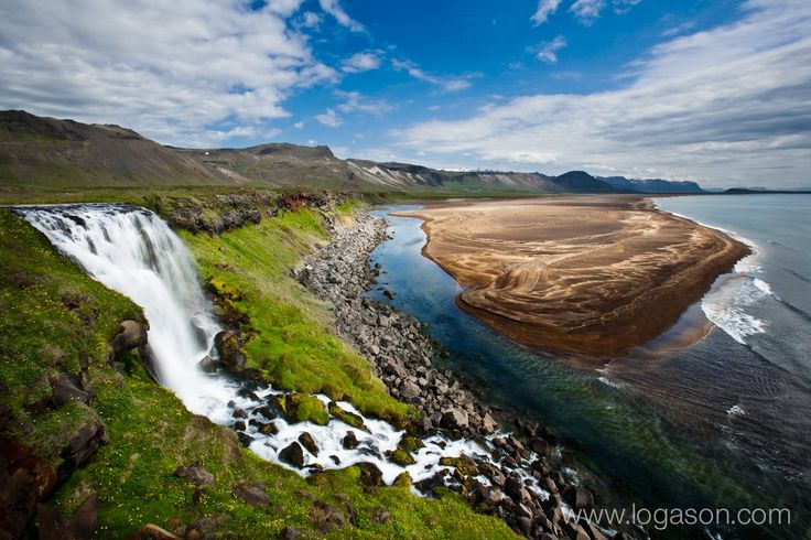 Snaefellsnes west Iceland | Kristjan Logason Fine Art conceptual and street documentary Photographer