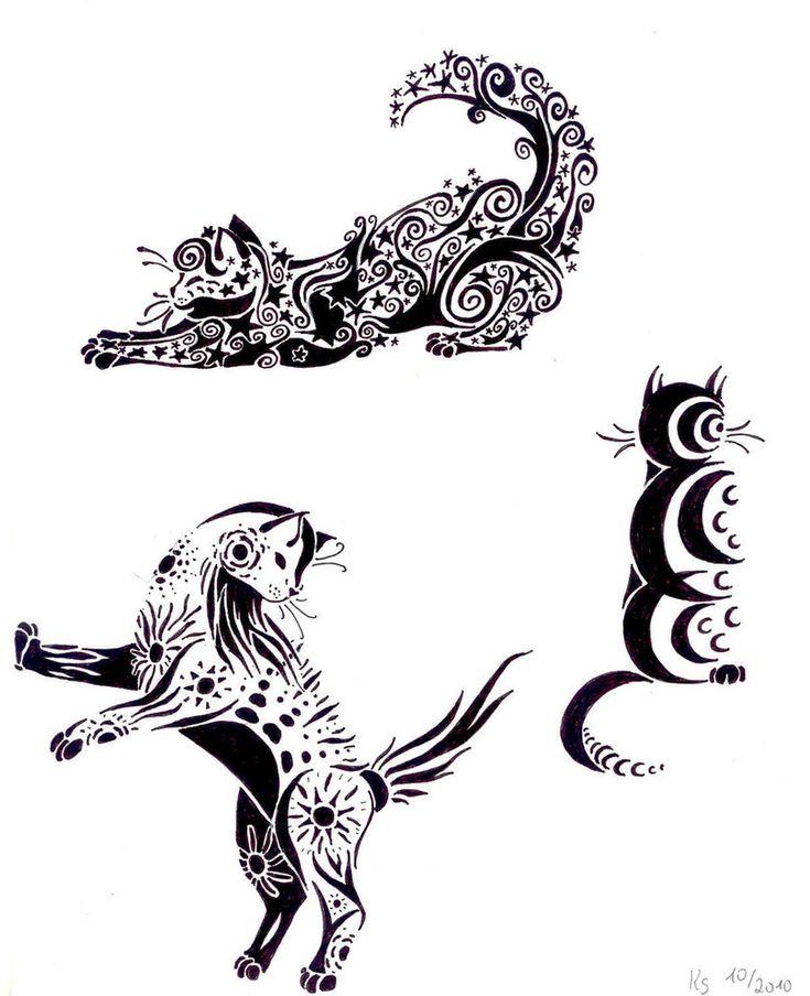 Element warrior cats P.4 by *NoreyDragon on deviantART