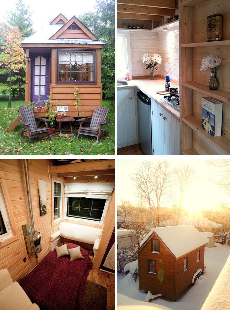 587 best 025 ea-nomad images on pinterest | tiny house on wheels