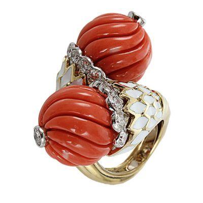 Lety fantazie ... David Webb jemné šperky | Marissa Sbírky - Luxusní módní - Shop Nový sbírky