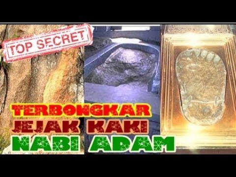 Membongkar Misteri Jejak Kaki Nabi Adam AS - khazanah terbaru trans 7