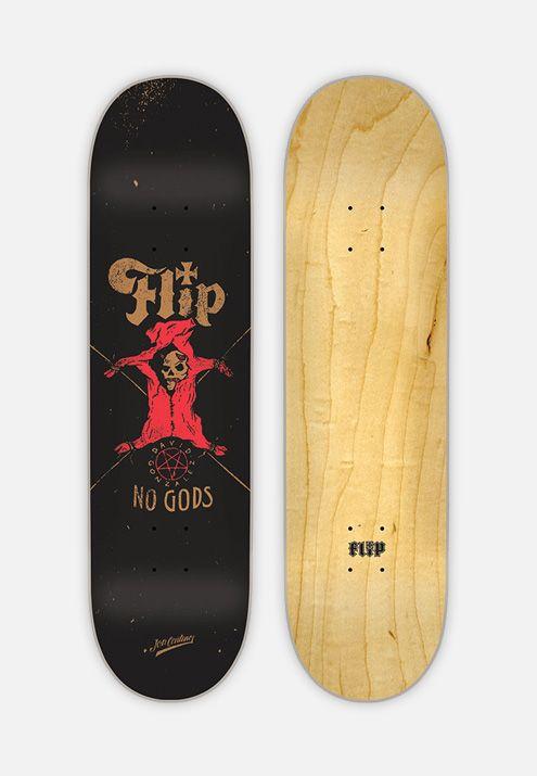 Flip Skateboards - Jon Contino, Alphastructaesthetitologist