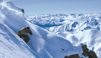 Take on as challenging slopes as you like