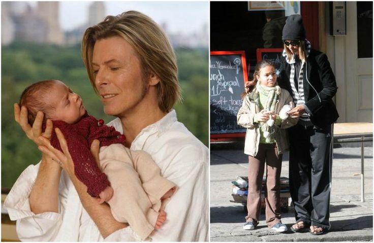 Iman's daughter with David Bowie Lexi Jones