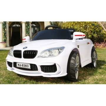 BMW M6 ride on car kids - White - The ultimate BMW M6 ride on car kids is a very exciting model and is totally brimming with the latest gadgets and features.New Kids Convertible BMW M6 Style Kids 12V Ride On Car with RC - The ultimate BMW M6 Style&nbs