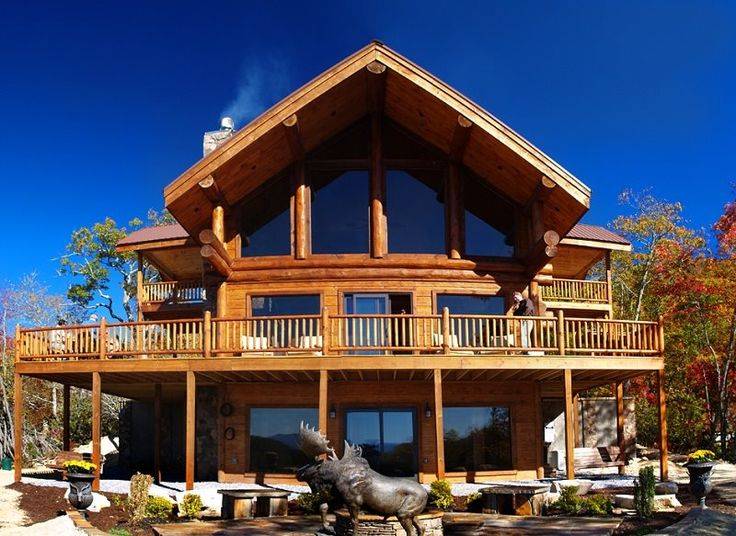 Moose Lodge Bryson City Cabin Rentals Beautiful