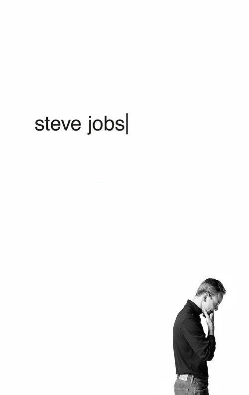Steve Jobs - movie poster