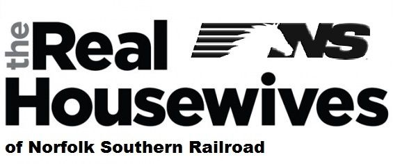 Norfolk southern railroad wife