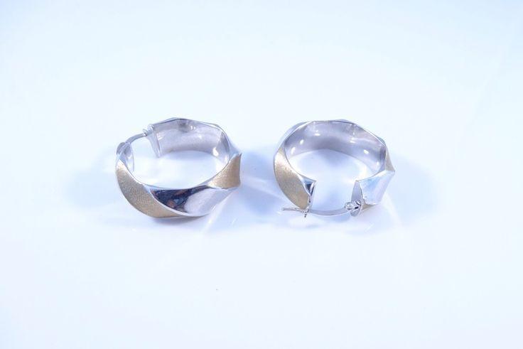 $452 14K Gold Earrings, info@bijuterie-online.ro.