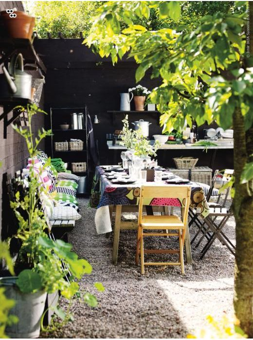 29 Wild Places to Live Outdoors - from IKEA