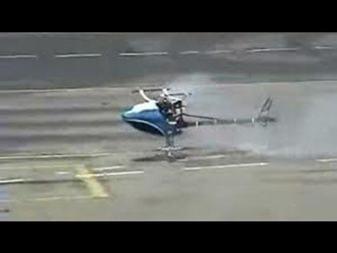 WORLD CHAMPION RC Helicopter pilot Demonstrates his Awesome Skills