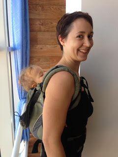 Kangatraining: Azokon a napokon nyugodtabb vagyok, így a gyerekei...