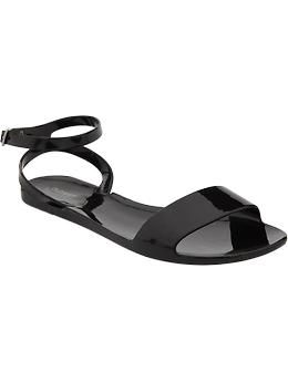 Women's Jelly Sandals   Old Navy