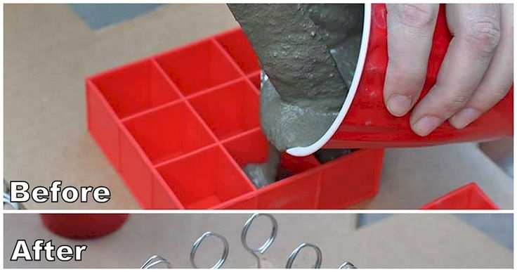 Create Trendy Cement Place Card Holders With 6 Easy Steps!