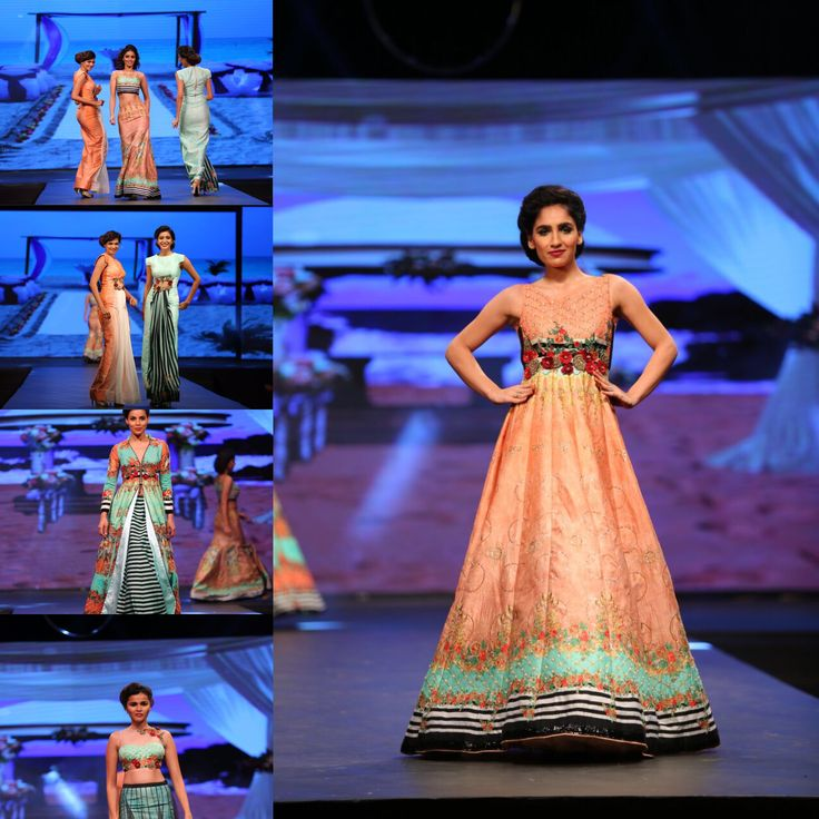 """Hosted by rudraa digital solution.""""Surat Dreams Couture."""" """"Fashion is in the sky,In the street,Fashion has to do with ideas,the way we live,What is happening."""""""