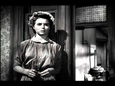 """James Dunn singing in the tune """"Annie Laurie"""" from the 1945 film A Tree Grows in Brooklyn."""
