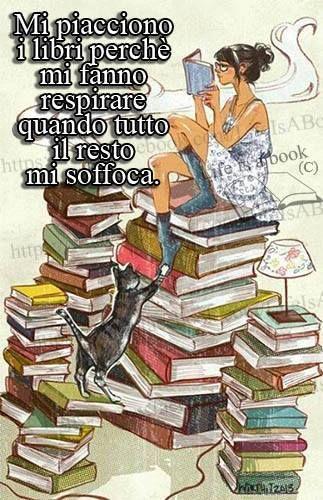 I libri ti salvano