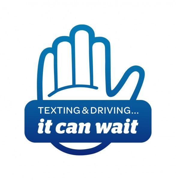 It Can Wait Pledge with AT No Texting While Driving Take the Pledge Today! #ItCanWait