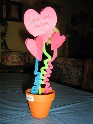 Christian Valentine Crafts