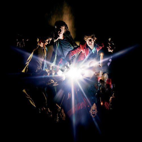A Bigger Bang - Leading up to the making of A Bigger Bang, produced by Don Was, Mick Jagger endured a very public break-up with Jerry Hall, Charlie Watts battled throat cancer, and Ron Wood was devastated by the news of his ex-wife's suicide. http://www.amazon.com/gp/offer-listing/B000A7Q27I/ref=dp_olp_used?ie=UTF8&condition=used&m=A3030B7KEKNTF7