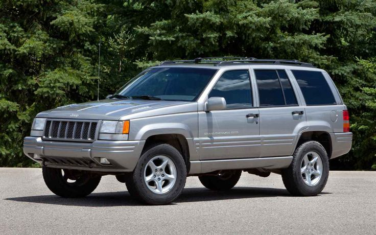 Awesome 1997 Jeep Grand Cherokee Mpg