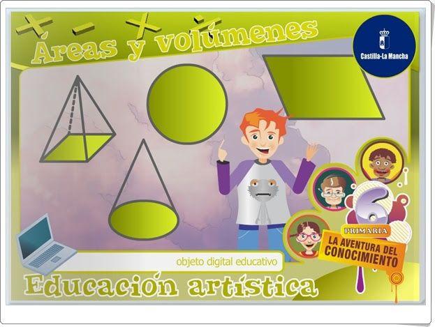 Áreas y volúmenes (Junta de Castilla La Mancha)