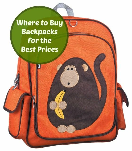 Wondering where the best place to buy backpacks is? This post will tell you!