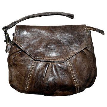 VIDA Leather Statement Clutch - Royal Thiess Leather Bag by VIDA DnnzccfgM