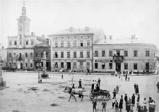 SkoczĂłw w starych fotografiach - Miejskie Centrum Kultury w Skoczowie