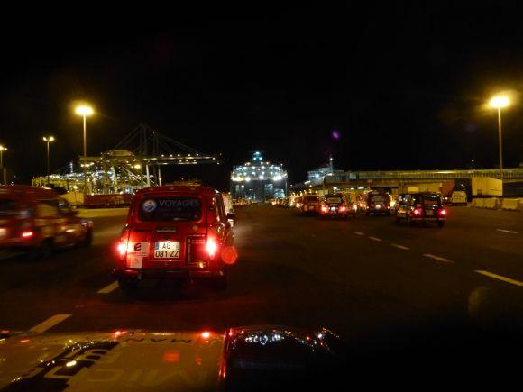 #4Ltrophy Embarquement