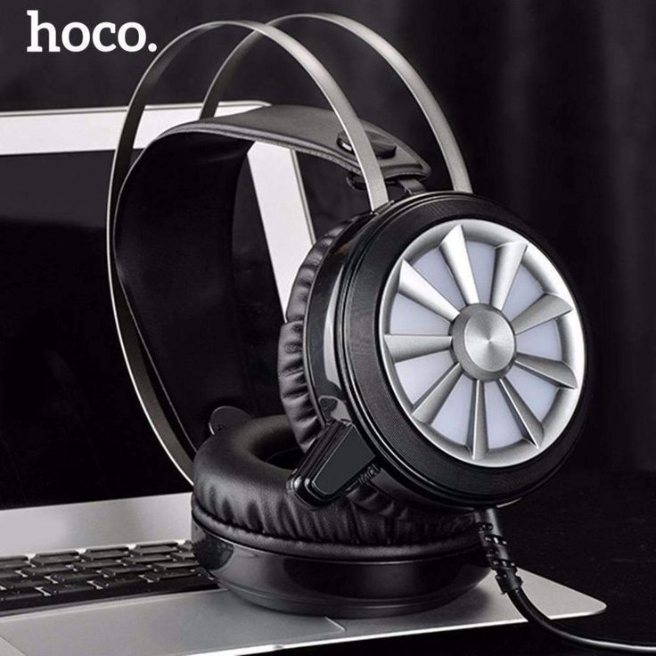 HOCO W7 Wired Headphones Gamer Headset For Computer Game With Microphone Earphone #earphone #headphone #bluetooth https://seethis.co/9oEgDZ/