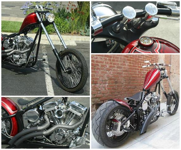 2010 Special Construction Kraftech frame, Revtech 88, Baker Trans - 2,000 miles - San Clemente, CA - Click here for more info => http://www.chopperexchange.com/2010--Special_Construction-305175