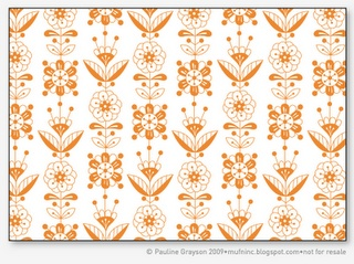 Free Pattern Card [create] | ballarddesigns.com