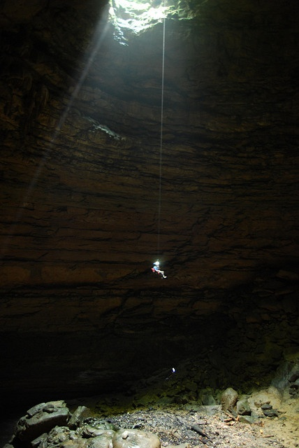 Conley Hole, Cumberland Plateau by Jim Fox