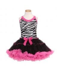 So Cute!: Little Girls, Birthday, Girls Zebra, Ruffle Dance, Dance Dresses, Kids, Zebra Ruffle, Toddler, Ruffle Girlsdressup