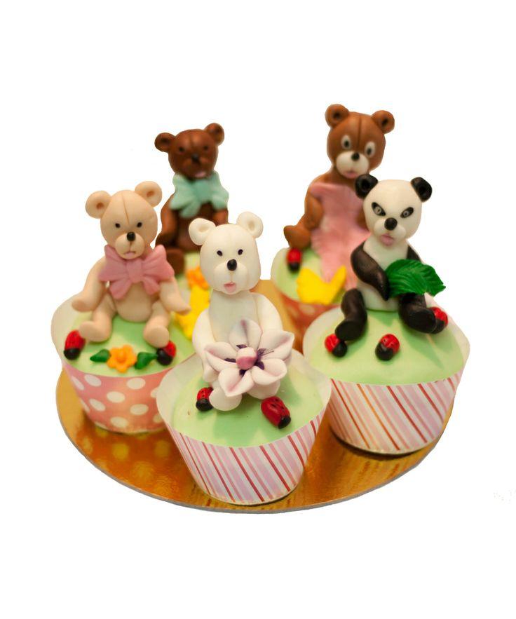Cupcake Bears