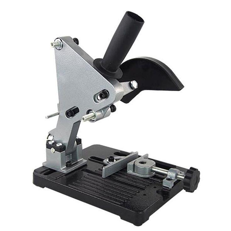 Electric angle grinder stand grinder holder cutter support