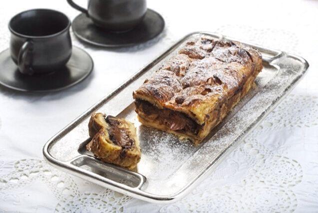 Κέικ κρουασάν με κομμάτια σοκολάτας-featured_image