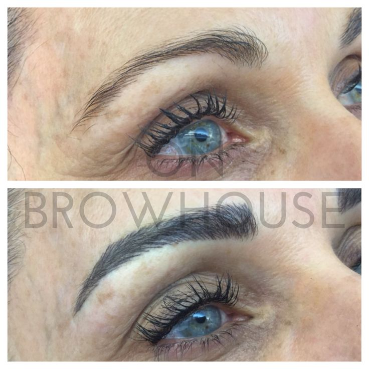 Brow Embroidery. From brow to WOW!!