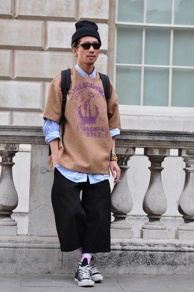 London Street Style | Men's Look | ASOS Fashion Finder